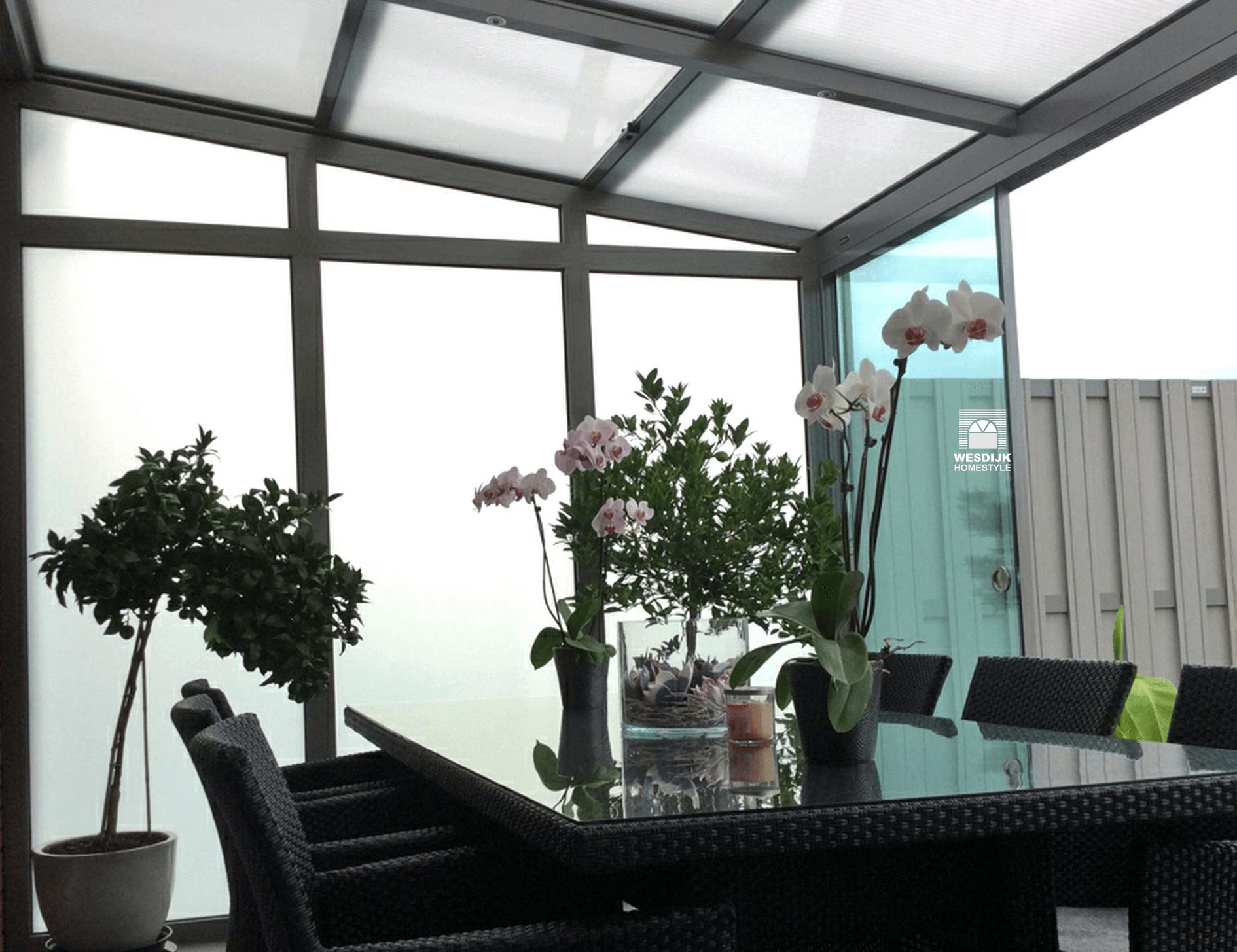 Zeer Veranda Zeeland specialist in veranda's, terrasoverkappingen en @YU38